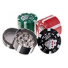 Grinder Metal POKER 2 piezas (40mm.)